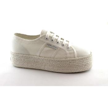 Zapatos Mujer Zapatillas bajas Superga SUP-E18-C4Z0-C42 Bianco