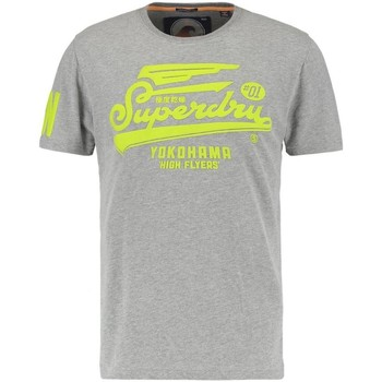 Superdry Hombres Ropa Superior/Camiseta High Flyers Lite sIc0FsCWd