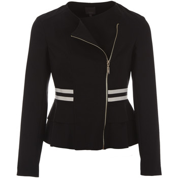 textil Mujer cazadoras Kocca Jacket EVIL Negro