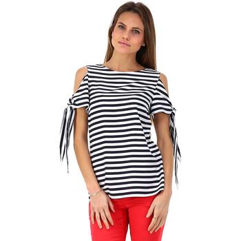 textil Mujer Tops / Blusas Kocca Blusa NARY Azul
