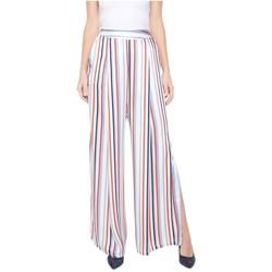 textil Mujer Pantalones fluidos Kocca PANTALONES BIMNIR Blanco