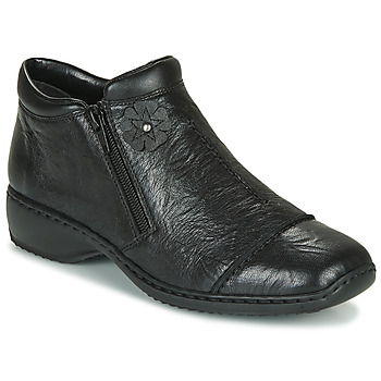 Zapatos Mujer Low boots Rieker DORAN Negro
