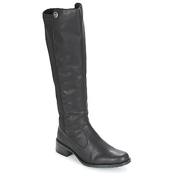 Zapatos Mujer Botas urbanas Rieker ARNIA Negro
