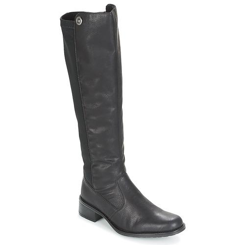 Casual salvaje Zapatos especiales Rieker ARNIA Negro