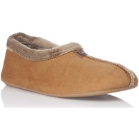 Zapatos Hombre Pantuflas Norteñas 10-146 Camel