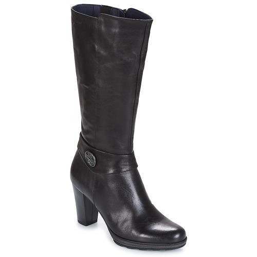 Venta de liquidación de temporada Zapatos especiales Dorking REINA Negro