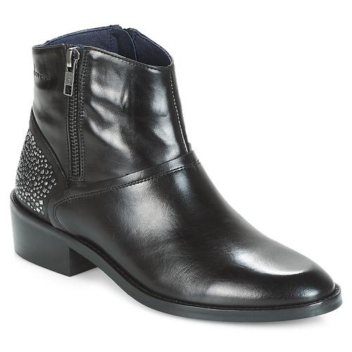 Dorking CELINE Negro - - Envío gratis Nueva promoción - - Zapatos Botas de caña baja Mujer 129,00 612afa