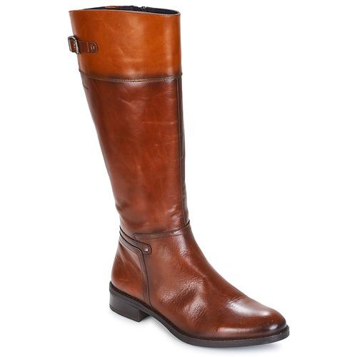 Dorking TIERRA Marrón - Envío gratis | ! - Zapatos Botas urbanas Mujer