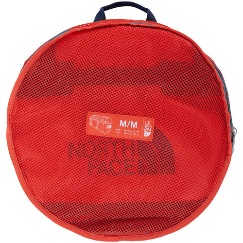 The North Face Base Camp Duffel M Rojo
