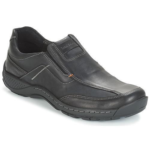 Los últimos zapatos de hombre y mujer Josef Seibel Nolan 18 Negro - Envío gratis Nueva promoción - Zapatos Derbie Hombre