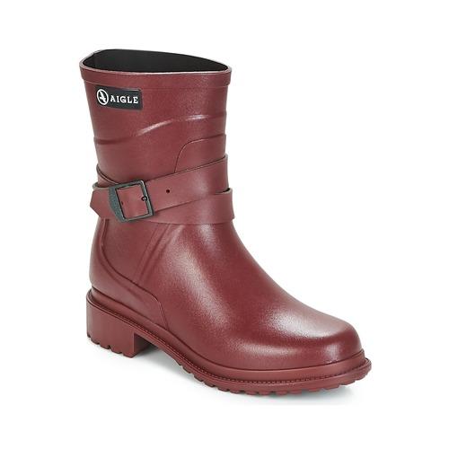 Zapatos casuales salvajes Zapatos especiales Aigle MACADAMES MID Burdeo