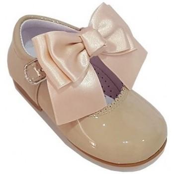 Zapatos Niña Derbie & Richelieu Bambi ZAPATO VESTIR   4199 CAMEL Marron