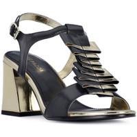 Zapatos Mujer Sandalias Apepazza NERO HEEL SANDAL Nero