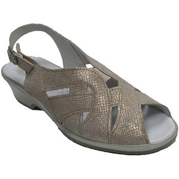 Zapatos Mujer Sandalias Made In Spain 1940 Sandalia mujer muy cómoda gris