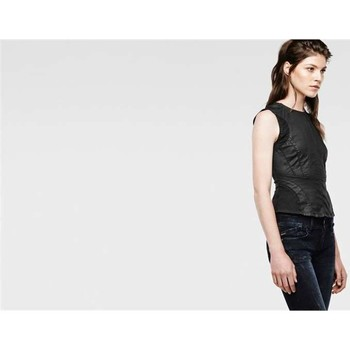 G-Star Raw 93601E 6625 082 TOP Mujer RINSED RINSED