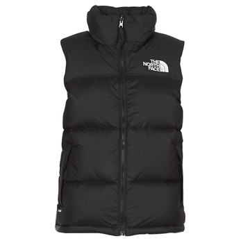 textil Mujer plumas The North Face NUPTSE VEST Negro