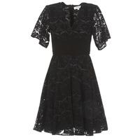 textil Mujer vestidos cortos Derhy DAMOISELLE Negro