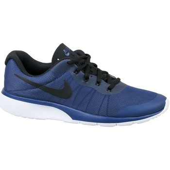 Zapatos Niños Zapatillas bajas Nike Tanjun Racer GS Azul marino