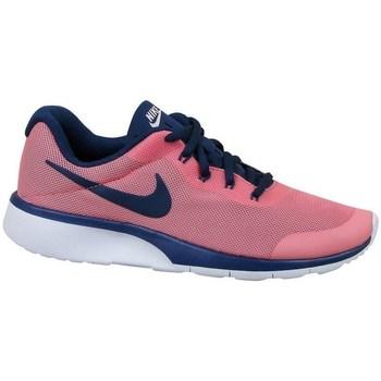 Zapatos Niños Zapatillas bajas Nike Tanjun Racer GS Rosa