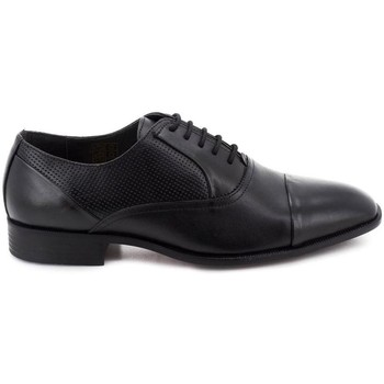 Zapatos Hombre Zapatos bajos T2in R-333 Negro