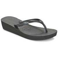 Zapatos Mujer Chanclas Havaianas HIGH LIGHT Negro