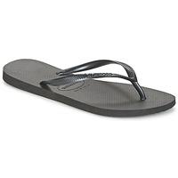 Zapatos Mujer Chanclas Havaianas SLIM Negro