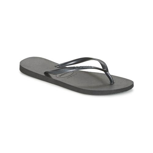 Havaianas SLIM Negro - Envío gratis | ! - Zapatos Chanclas Mujer