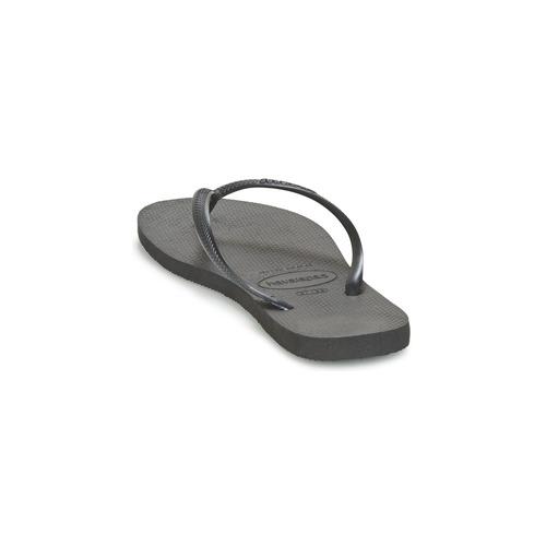 Negro Zapatos Chanclas Havaianas Mujer Slim 1lTKFJc