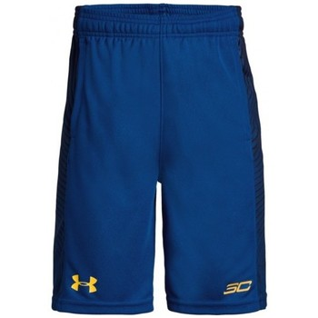 textil Niños Shorts / Bermudas Under Armour  Multicolor