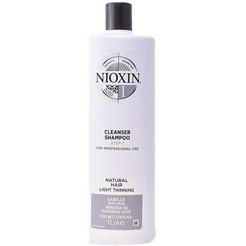 Belleza Champú Nioxin System 1 Shampoo Volumizing Weak Fine Hair  1000 ml