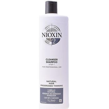 Belleza Champú Nioxin System 2 Shampoo Volumizing Very Weak Fine Hair  1000 ml