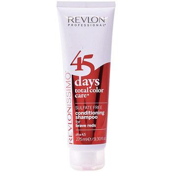 Belleza Champú Revlon 45 Days Conditioning Shampoo For Brave Reds  275 ml