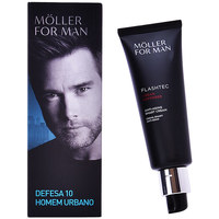 Belleza Hombre Antiedad & antiarrugas Anne Möller Flashtec Urban Defender Anti-aging Smart Cream  50 ml