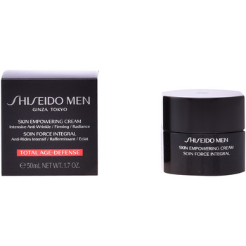 Belleza Hombre Antiedad & antiarrugas Shiseido Men Skin Empowering Cream  50 ml