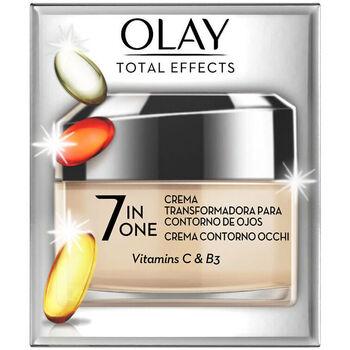 Belleza Mujer Antiedad & antiarrugas Olay Total Effects Crema Transformadora Ojos  15 ml