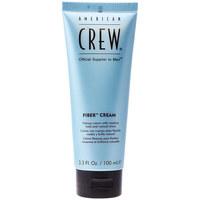 Belleza Fijadores American Crew Fiber Cream Fibrous Cream Medium Hold Natural Shine American Cr