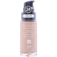 Belleza Mujer Base de maquillaje Revlon Colorstay Foundation Normal/dry Skin 200-nude  30 ml