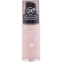 Belleza Mujer Base de maquillaje Revlon Gran Consumo Colorstay Foundation Combination/oily Skin 110-ivory