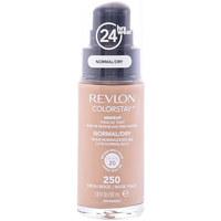 Belleza Mujer Base de maquillaje Revlon Colorstay Foundation Normal/dry Skin 250-fresh Beige 30 ml