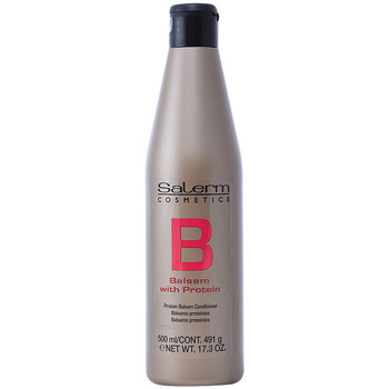 Belleza Acondicionador Salerm Balsam With Protein Conditioner