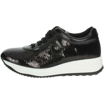 Zapatos Mujer Zapatillas bajas Agile By Ruco Line 1315 Negro