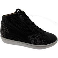 Zapatos Mujer Botas de caña baja Loren LOC3710ne nero