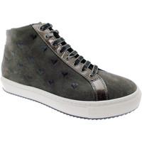 Zapatos Mujer Botas de caña baja Loren LOC3763gr grigio