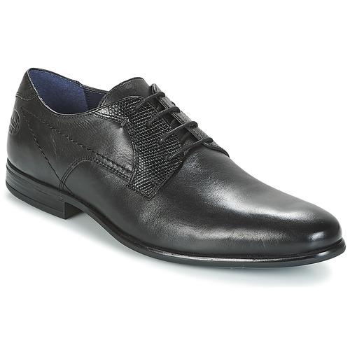 Zapatos especiales para hombres y mujeres Dockers by Gerli HERAN Negro