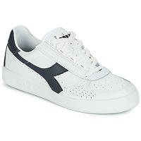 Zapatos Zapatillas bajas Diadora B.ELITE Blanco / Marino
