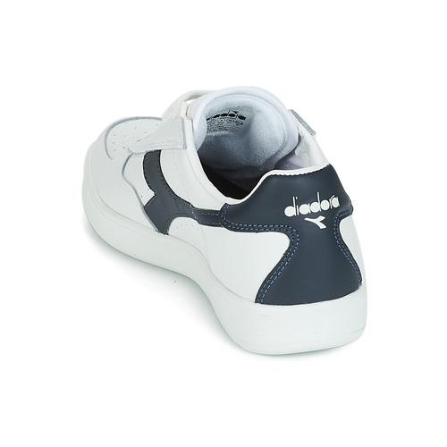 Zapatos Diadora BlancoMarino B elite Zapatillas Bajas HIWE29D