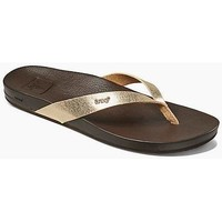 Zapatos Mujer Chanclas Reef Chanclas  Star Cushion Bounce Court Champagne multicolor
