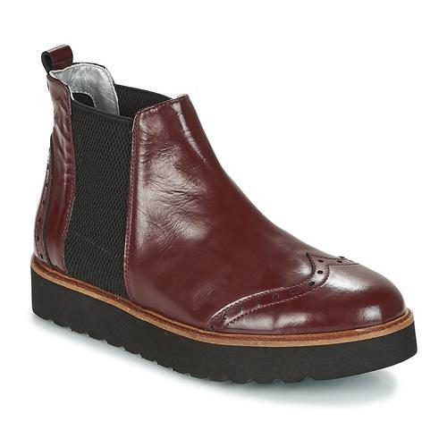 Cómodo y bien parecido Zapatos especiales Ippon Vintage HUNTER THICK Burdeo