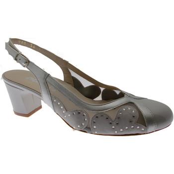 Zapatos Mujer Sandalias Melluso MEX588gr grigio
