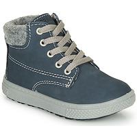 Zapatos Niño Botas de caña baja Primigi BARTH 19 Azul